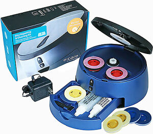 DVD-CD-Blu-Ray-Game-Disc-Scratch-Repair-amp-Cleaner-Kit-Machine-Disk-Recover-New