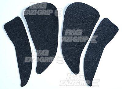R/&G Racing Eazi-Grip Traction Pads Black to fit Kawasaki Z1000 2010-2013