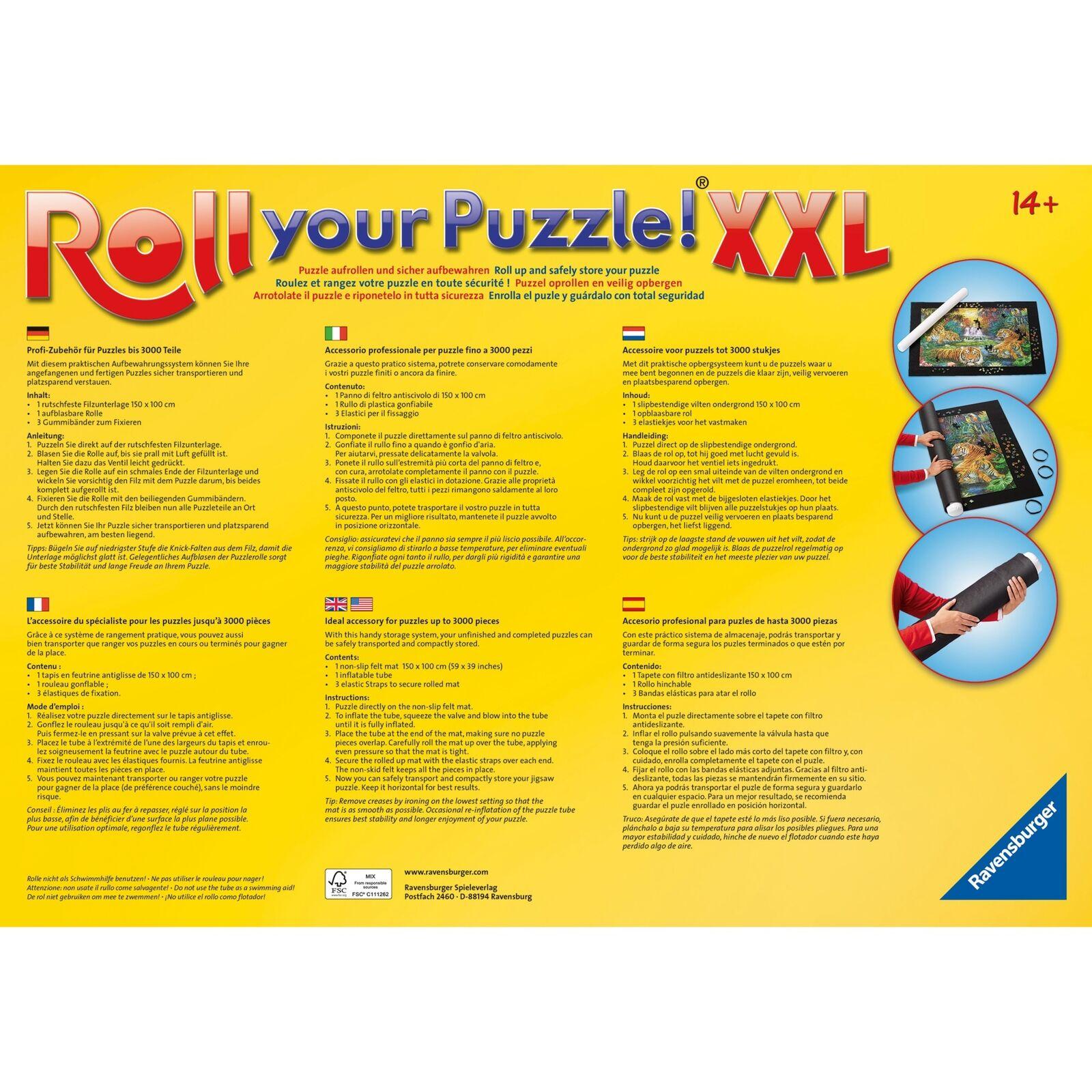 Ravensburger 17961 Roll Your Puzzle XXL günstig kaufen Puzzles Geduldspiel