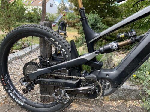 etc. 2x Mud Guard Protection tôle pour tous les MTB EBIKE vélo par exemple RockShox SRAM