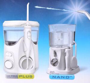 Details about NEW Waterpik Water Flosser Ultra Plus/Nano Countertop/Travel  Oral Irrigation Kit