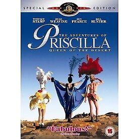 The Adventures Of Priscilla Queen Of The Desert DVD