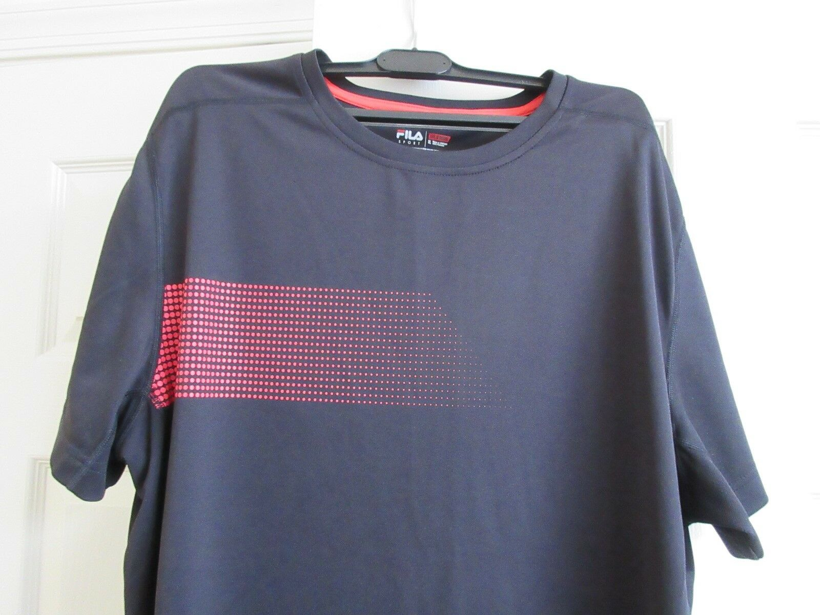 FILA Sport , Live In Motion, T-Shirt , XL , 100% Polyes