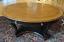 theodore alexander / ateliers de la madeleine oval coffee table / exquisite