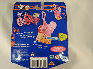 BNIB-LITTLEST-PET-SHOP-CLIP-amp-GO-HAMSTER