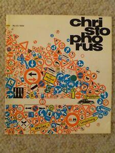 Awesome L@@K Porsche Christophorus Magazine English #45 May 1963 RARE!