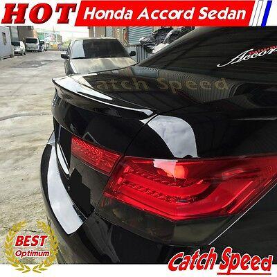 Unpainted OE Type Trunk Spoiler For Honda Accord Sedan 2008 2009 2010 2011 2012