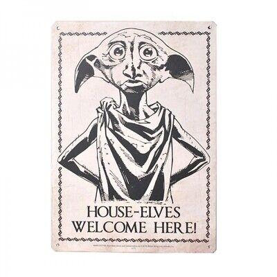 Dobby Harry Potter Small Tin Sign
