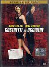 COSTRETTI AD UCCIDERE Chow Yun Fat Mira Sorvino DVD FILM Special Edition SEALED