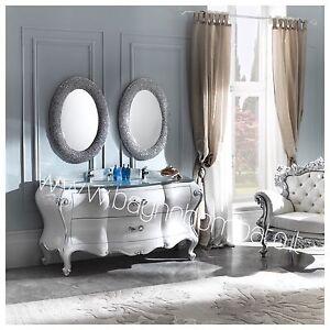 Mobile Da Bagno Stile Barocco Fiorentino Moderno Lusso Italy | eBay