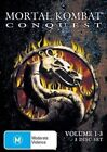 Mortal Kombat Conquest : Vol 1-3 (DVD, 2005)