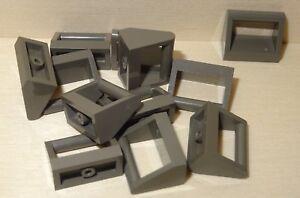 4 x LEGO® 87079 Systemstein,Fliese,Platte 2x4 in weiß Neuware.