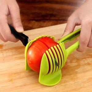 Hot-Kitchen-Tomato-Potato-Slicer-Clip-Holder-Fruit-Lemon-Vegetable-Cutter-Tools