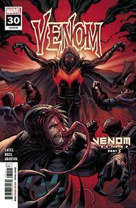 Venom-30-Cover-A-NM-1st-Print-Marvel-Comics-2020