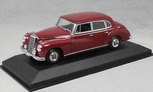 Minichamps-maxichamps-Mercedes-Benz-300-en-Rojo-Oscuro-1951-940039060-1-43-Nuevo