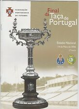 Orig.PRG   Portugal Cup  2005/06  FINALE   FC PORTO - VITORIA SETUBAL  !!  TOP