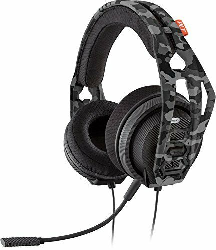 PLANTRONICS XBOX ONE GAMING Headset Rig 400HX Camo - Fully Tested!