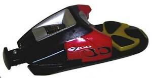 Alpin Salomon S 700 Skibindung Vorderbacke Bindung racecarver