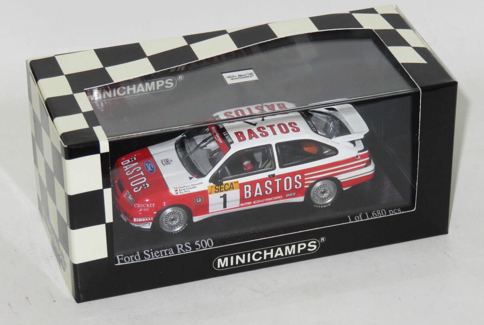 1/43 FORD SIERRA RS500 Bastos  1 24 ore SPA vincitori 1989
