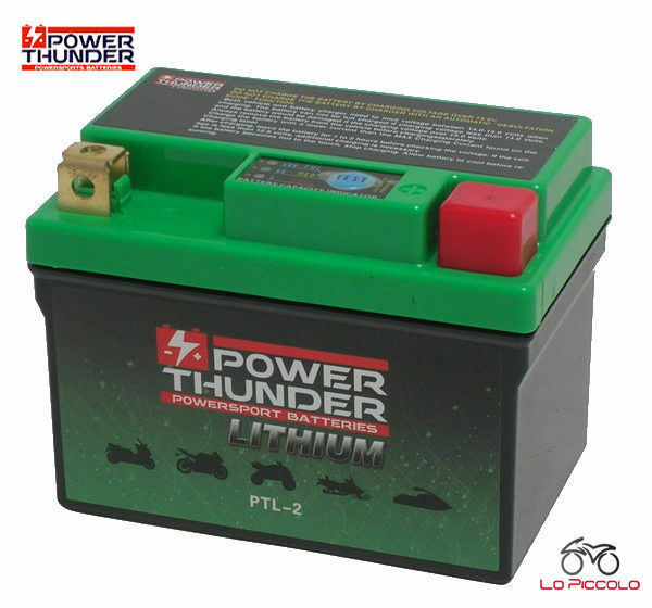2019 Ultimo Disegno Batteria Moto A Litio Power Thunder Ytx7l Bs Husaberg Fe E 650 2004 - 2008 Sapore Aromatico