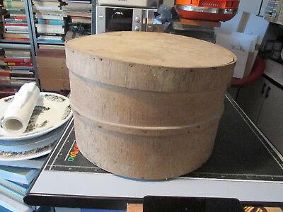Antica Vecchia Cappelliera In Legno Vintage Anni 30/40 Ottima Conservazione High Quality And Low Overhead Chests & Trunks