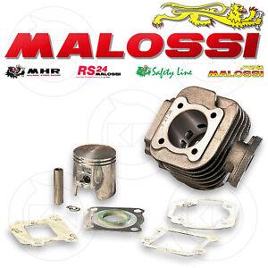 Malossi 316882 Set Cylindre Ø 47 En Fonte Axe De Piston Ø 10 Aprilia Amico 50 2t
