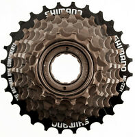 Shimano Tourney Mf-tz21 7 Speed Bike Multiple Freewheel 14-28t Steel on sale