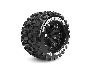 Louise MT 3.8 uphill 1//8 COMPLETE summit traxxas HPI 17mm-lout 3219bh