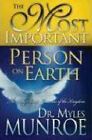 The Most Important Person on Earth: The Holy Spirit, the Heavenly Governor by Myles Munroe (Hardback, 2007)