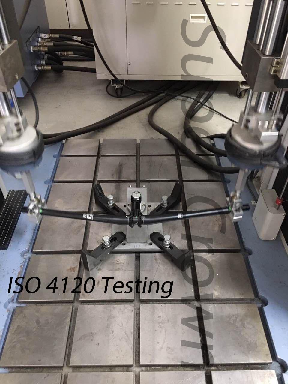 Aleación CNC Mecanizado AL7075 AL7075 AL7075 Bicicleta de Carretera Bicicleta Vástago de -25 ° grados 574e87