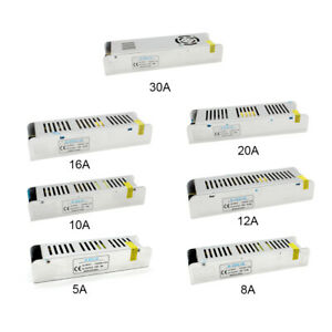12V-5-10-21-30A-Sub-Mini-Universal-Regulated-Switching-Power-Supply-For-LED-CCTV