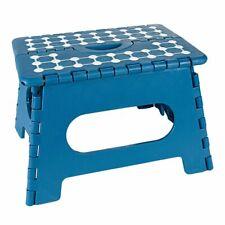 uquip Trinity Mini Hocker max.150kg Klapphocker blau-grau