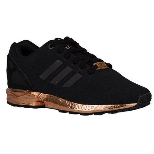 zx flux black and copper