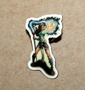 Details about Diablo II 2 rare The Sorceress Pin / Badge Blizzard