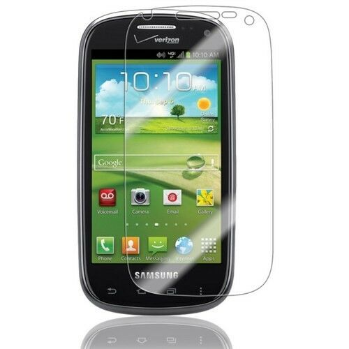 Skinomi Ultra Clear Screen Protector Cover for Samsung Galaxy Stratosphere 2