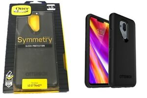 promo code e763a 83f1b Details about Otterbox Symmetry Series Case Cover for LG G7 ThinQ G7 Plus  ThinQ Black