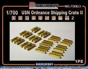 Big Blue Boy 70034 1//700 Modern USN Railing #2