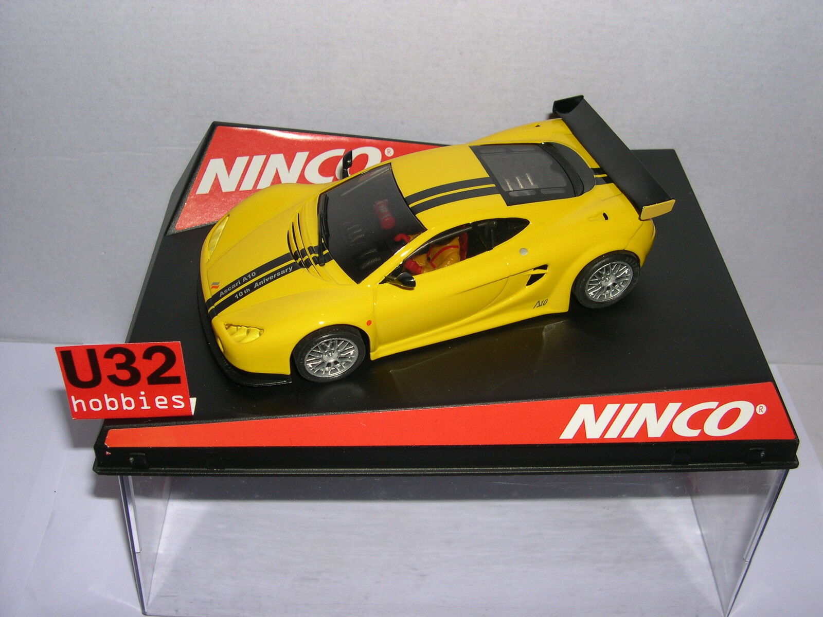 Qq 50458 NINCO ASCARI KZ1 10 ANNIVERSARIO ROAD CAR