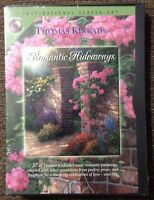 Thomas Kinkade Romantic Hideaways Inspirational Screen Art Cd-rom Cd Rom