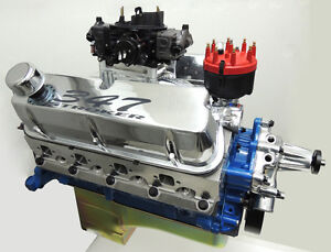 Details about FORD 347 SBF STROKER ENGINE - 450 HP CRATE MOTOR