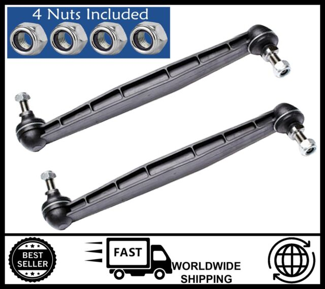 Pair Front Anti Roll Bar Drop Links FOR Opel Astra H 1.6 1.8 [2006-2016]