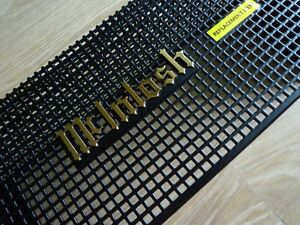 New reproduction for replacement DIY McINTOSH MC40 BOTTOM BASE CHASSIS