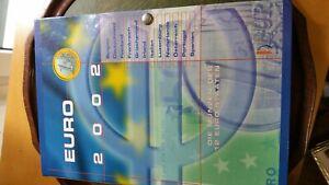 EURO-2002-Muenzsammlung-Album-12-Euro-Staaten