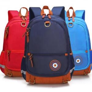 Image is loading Children-School-Bags-For-Girls-Boys-Orthopedic-Backpack- 2c2c7fde40fd2