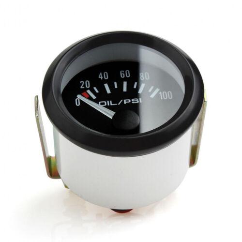 Professional Öldruckanzeige Motor Car Öldruckanzeige 0-100PSI 1 stück