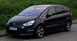Ford-S-max-2006-2015-Wing-Mirror-Rain-Deflector-Visor-Smoked-Eyebrows