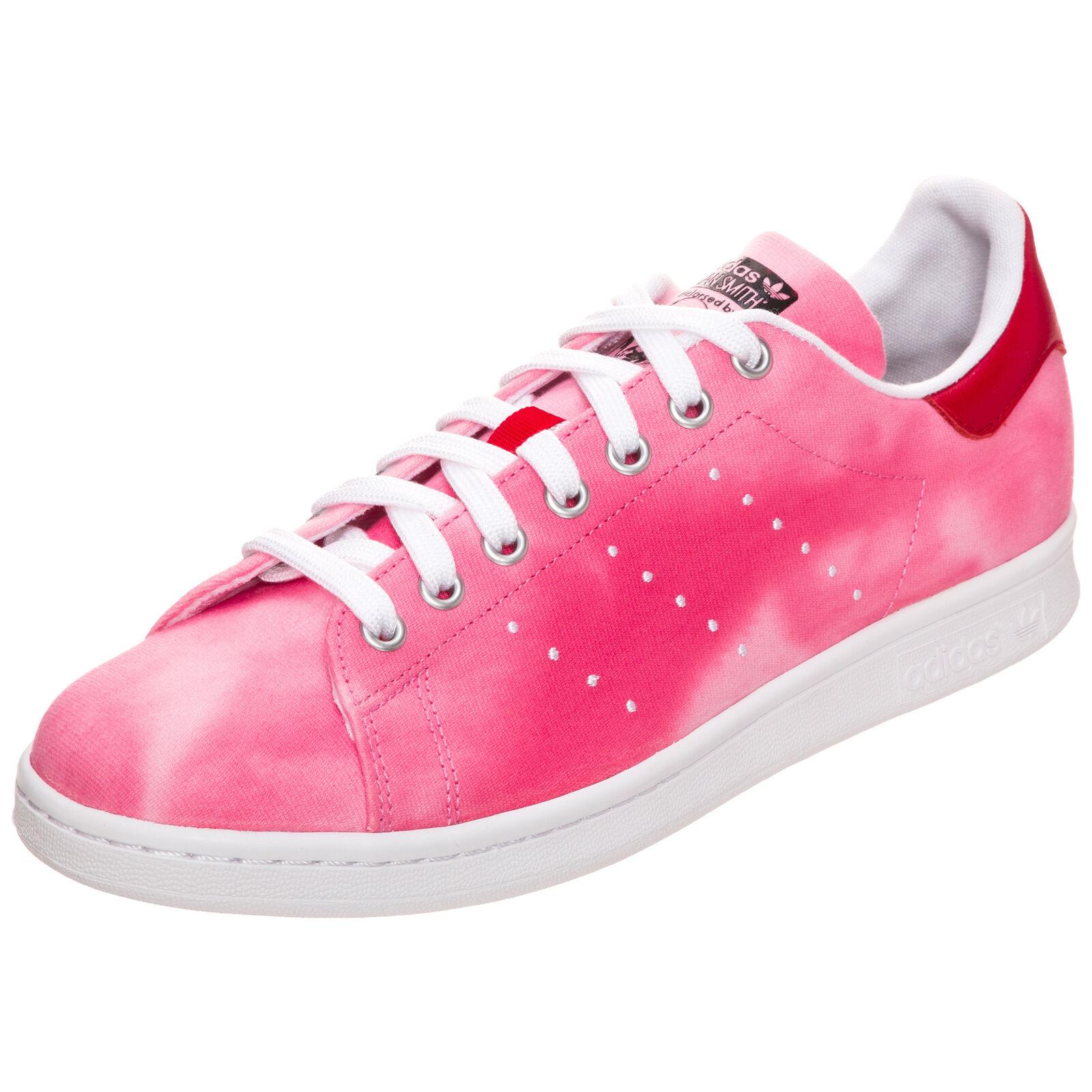adidas Originals Stan Smith Pharrell Williams Holi Pack Sneaker Rosatöne NEU
