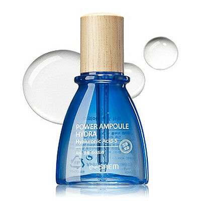 [THE SAEM] Power Ampoule Hydra 40ml / Concentrated hydrating