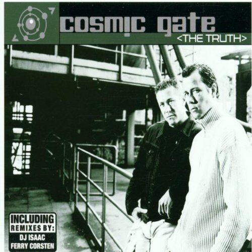 Cosmic Gate | Single-CD | Truth (2002)