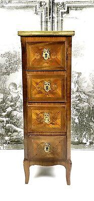 KOMMODE KLASSIZISMUS   CHIFFONNIER TRANSITION 1765 Barock Rokoko
